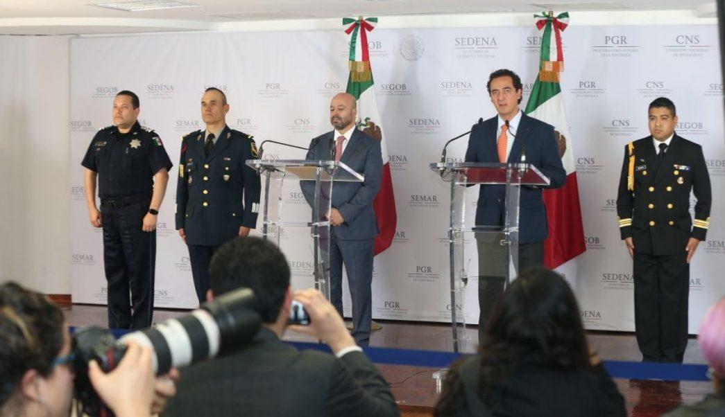 PGR detiene a presunto homicida de exgobernador de Colima