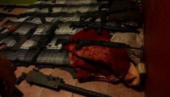 ejercito policia ciudad juarez chihuahua arsenal