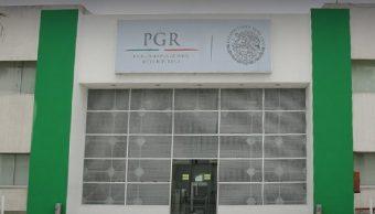 Aseguran droga en una empresa de paquetería en Monterrey NL