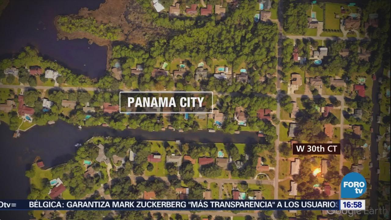 Policías Mantienen Rodeado Hombre Atrincherado Panama City