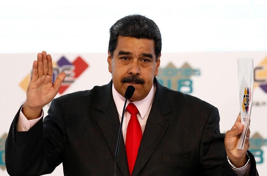 Maduro expulsa a Todd Robinson, encargado de negocios de EU