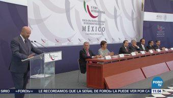 Renato Sales Heredia participa en foro sobre seguridad nacional