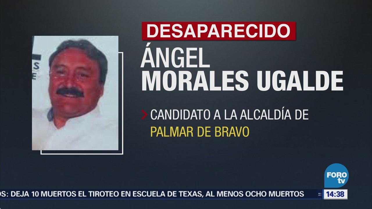 Reportan Como Desaparecido Candidato Independiente Alcaldía Palmar De Bravo