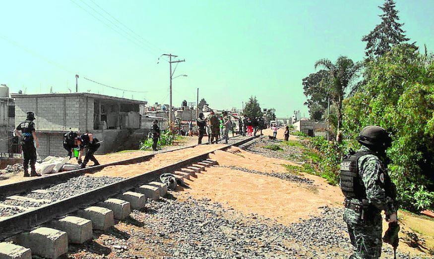 operadores ferrosur viajan con miedo por violencia