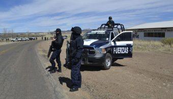 Refuerzan seguridad en Chihuahua ante ola de violencia