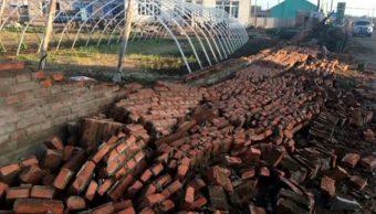 Sismo de magnitud 5.7 en China daña mil 500 casas