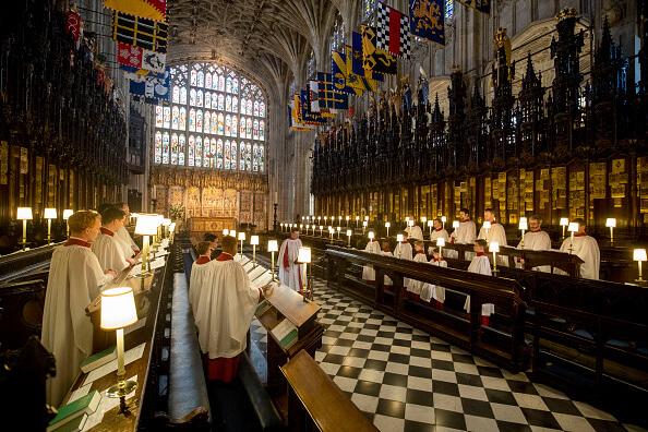 la capilla san jorge castillo windsor