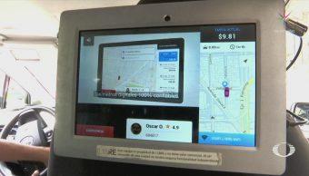 Taxistas Se Oponen Taxímetro Digital Tableta