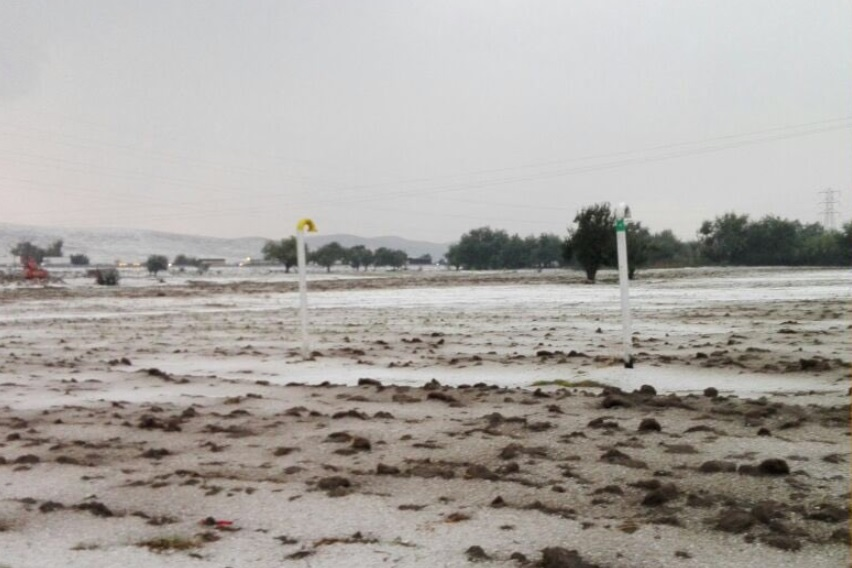 Segob declara fin de la emergencia por granizada para 9 municipios de Puebla