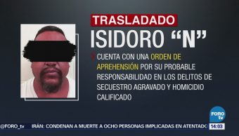 Trasladan Reo Alta Peligrosidad Tamaulipas Hidalgo