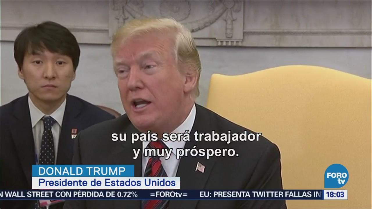 Trump Pone Duda Cumbre Kim Jong Un