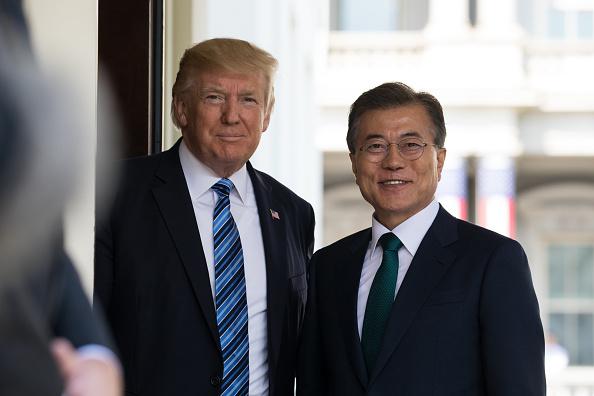 Trump recibirá presidente Surcorea Casa Blanca