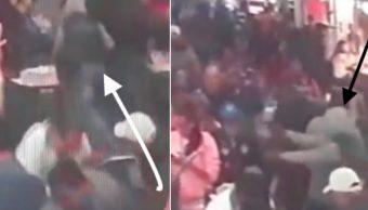video-asi-mataron-mujer-policia-central-abastos-cdmx