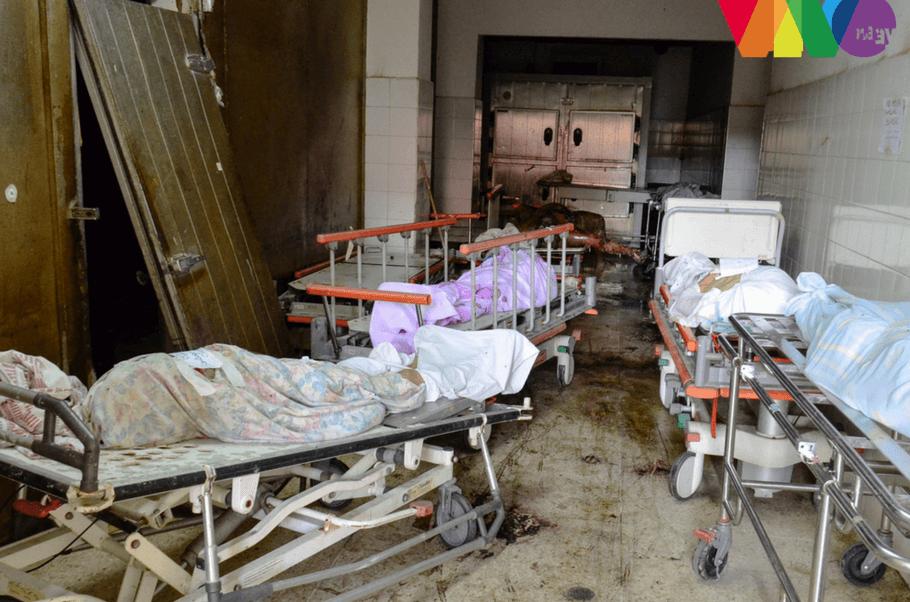 Presuntos chavistas retienen a periodistas y médicos en hospital de Venezuela