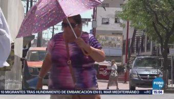 41 Grados Ciudad Juárez Chihuahua Municipios Registran Temperaturas