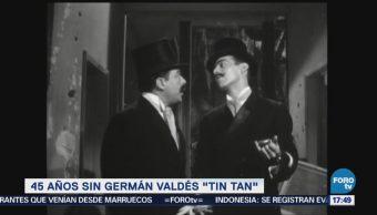 45 Años Sin Germán Valdés Tin Tán