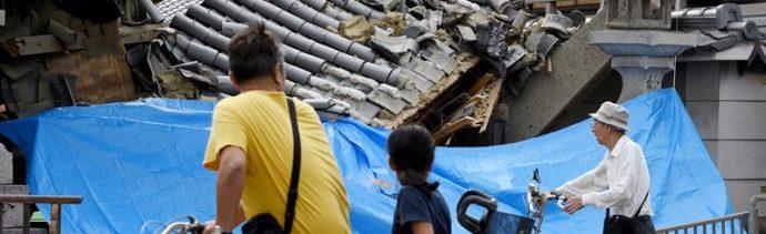 Aumentan a cuatro los muertos por sismo en Japón
