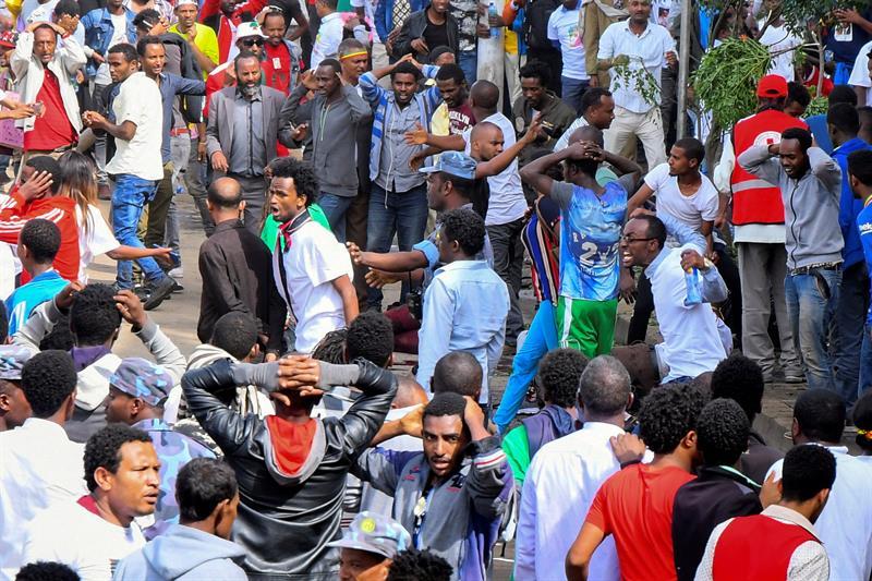 Reportan varios muertos y heridos por explosión en Etiopía