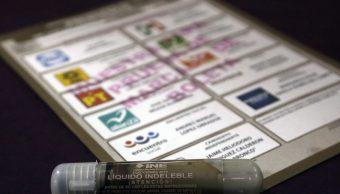 21 paquetes electorales han sido robados o destruidos