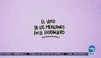 Abc Voto Mexicanos Extranjero
