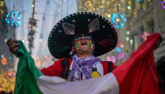 Aficionados serenata hotel Selección México Mundial Rusia
