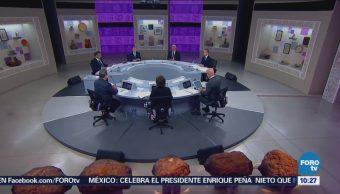 AMLO, Anaya, El Bronco y Meade se enfrentan en su último debate