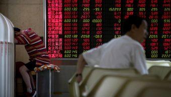 Bolsas chinas registran pérdidas mayores, Nikkei baja 0.31%