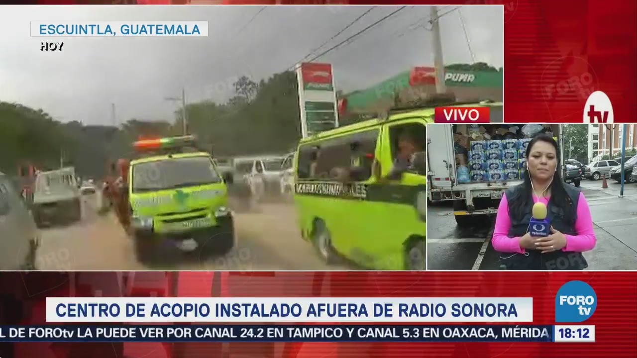 Confirman 72 Muertos Erupción Guatemala