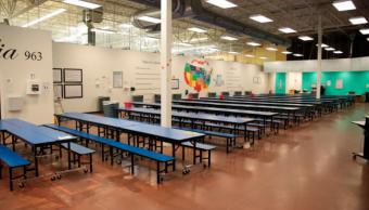Adolescente escapa de centro de detención de migrantes en Texas