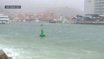 Cientos Personas Refugiaron Albergues Los Cabos Bud