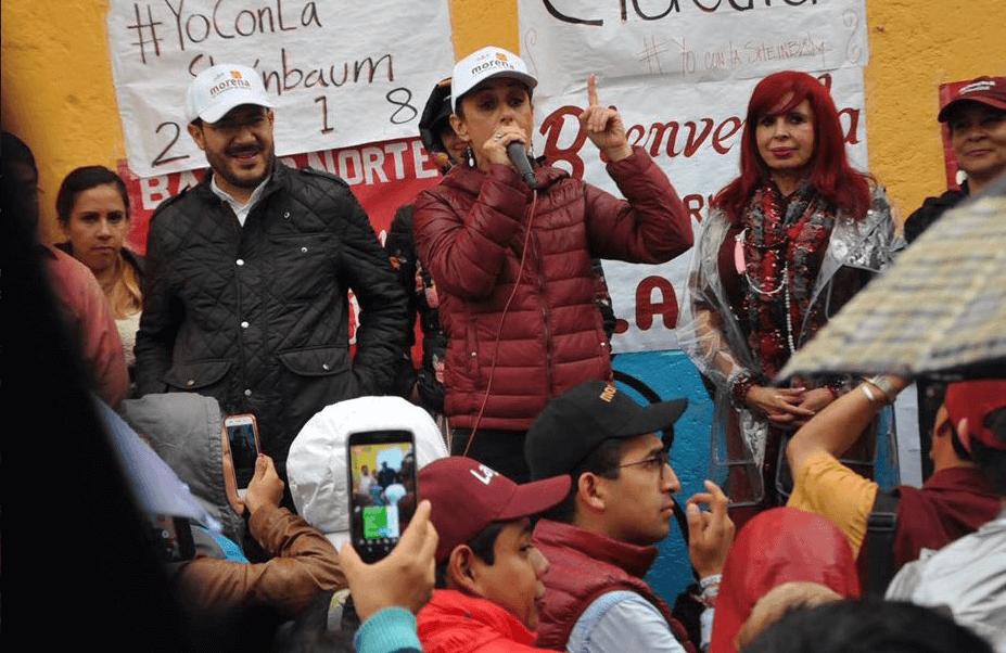 Sheinbaum se reúne con pueblos y barrios originarios de CDMX