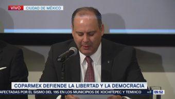 Coparmex fomenta la participación ciudadana en las elecciones