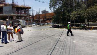 Reportan balacera en inmediaciones de plaza Centro Coyoacán