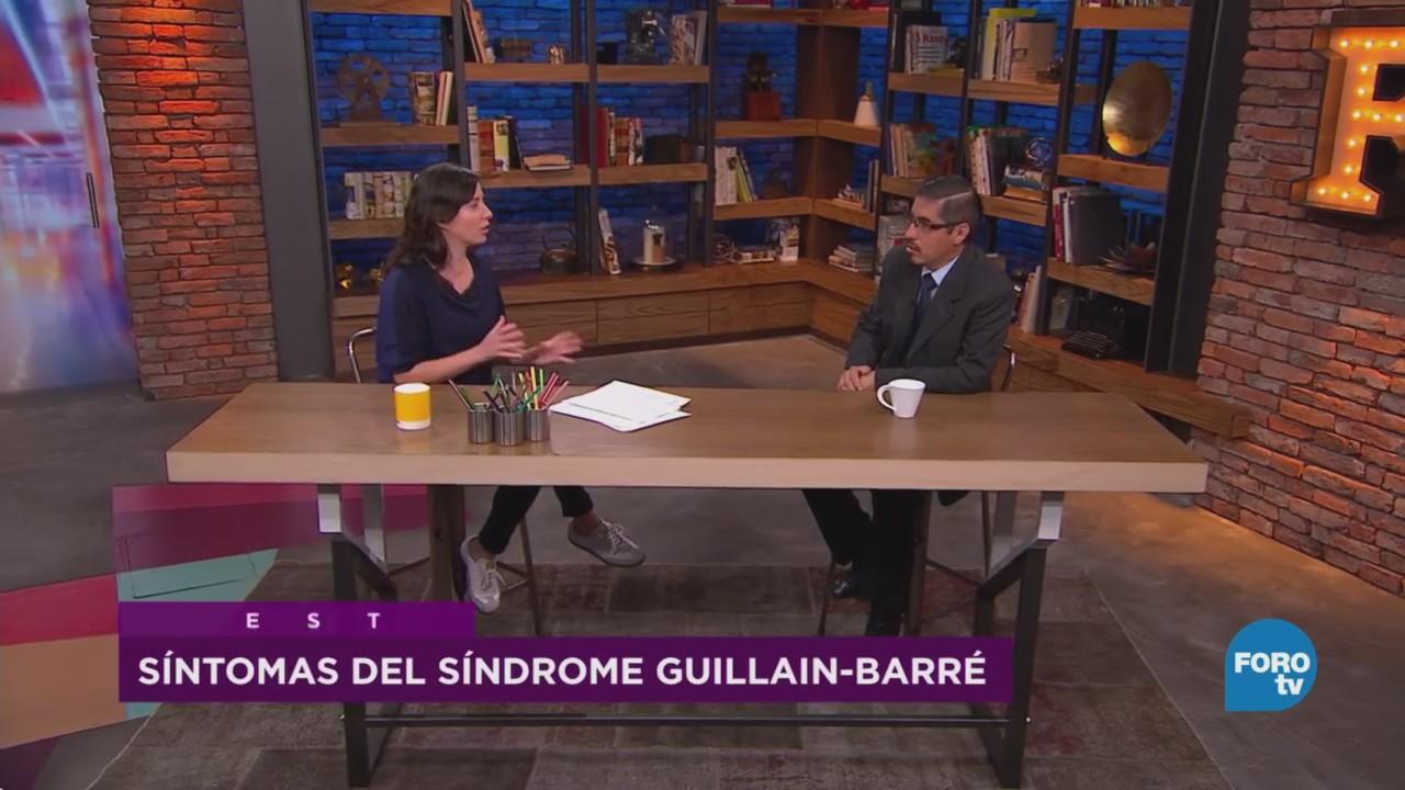 Síndrome Guillain-Barré Francisco Martínez Salud