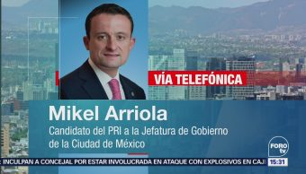 Debemos Buscar Voto Útil Mikel Arriola