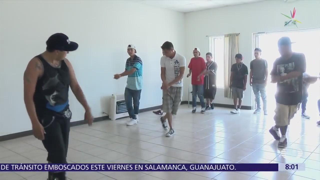 'Del barrio a la comunidad' aleja a jóvenes de la violencia
