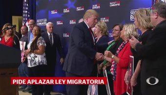 Demócrata Reproduce Audio Niños Migrantes Congreso EU