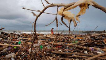 Plástico en los océanos llega a ocho millones de toneladas