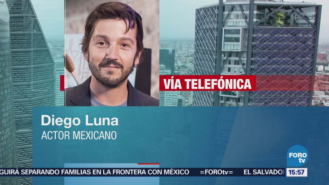 Diego Luna Habla Día Después