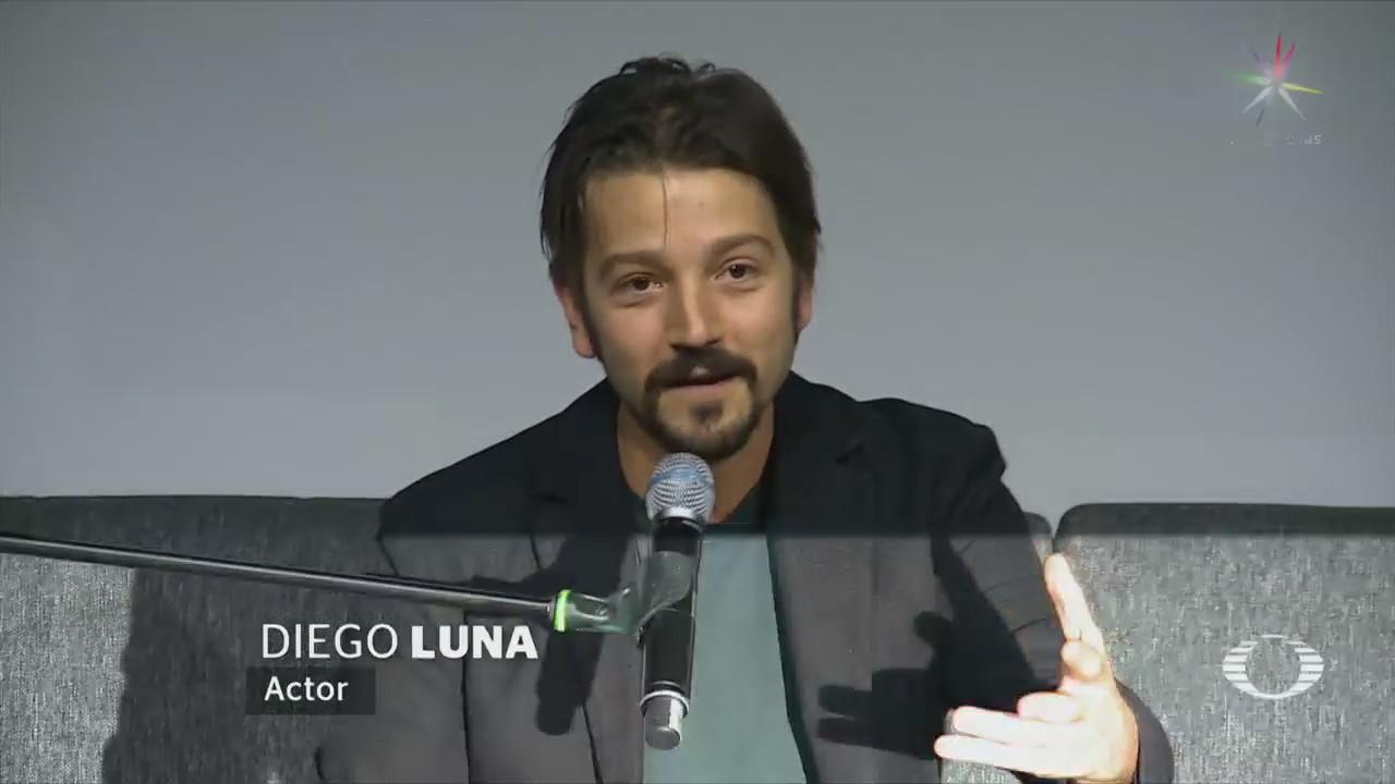 Diego Luna presenta iniciativa El Día