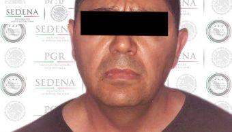 Detienen A El Tablas, Más Buscados FBI, Eduardo N El Tablas, Barrio Azteca, Detención, PGR AIC, PGR