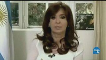 El caso Nisman persigue a Cristina Fernández