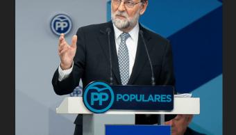 Rajoy anuncia que dejará el liderazgo del Partido Popular