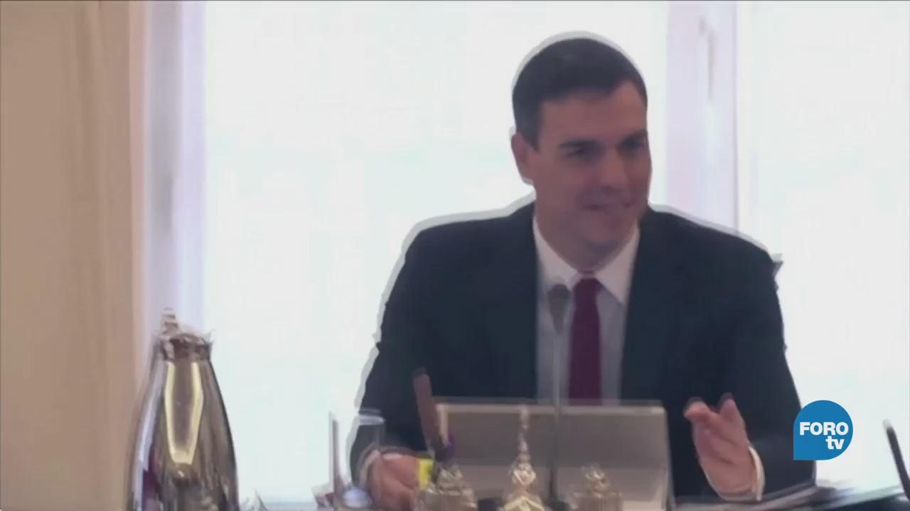 El gabinete español que hace historia