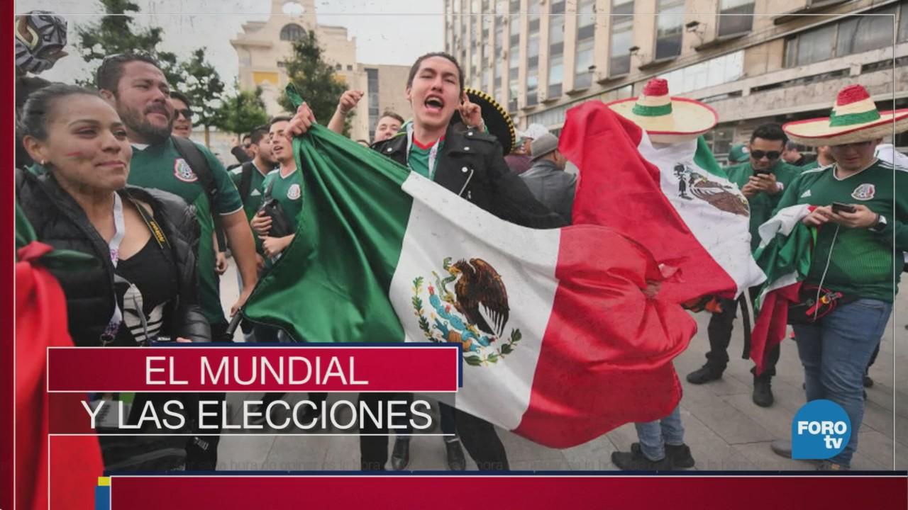 Fútbol y política De la mano en México