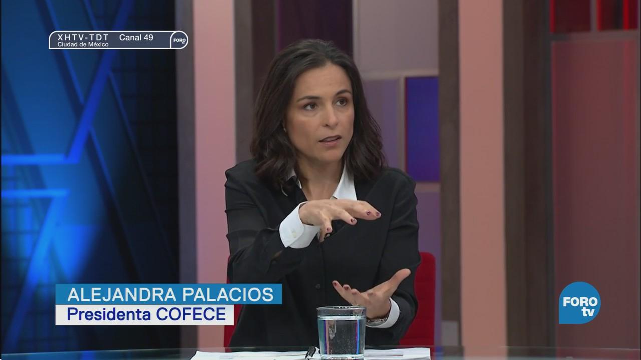 Entrevista Alejandra Palacios Presidenta Cofece presidenta