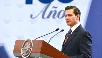 Peña Nieto condena trato cruel e inhumano a niños migrantes en EU