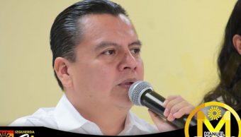 Amenazas sólo exponen mala situación de Morena: PRD