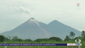Guatemala usa drones para evaluar zonas devastadas por Volcán de Fuego