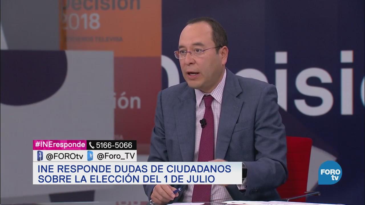 Habrá Seguridad Casillas Elecciones México 2018